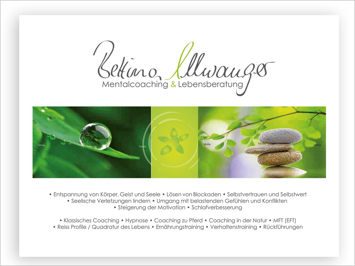 Grafikdesign | Bettina Ellwanger - Mentalcoaching & Lebensberatung