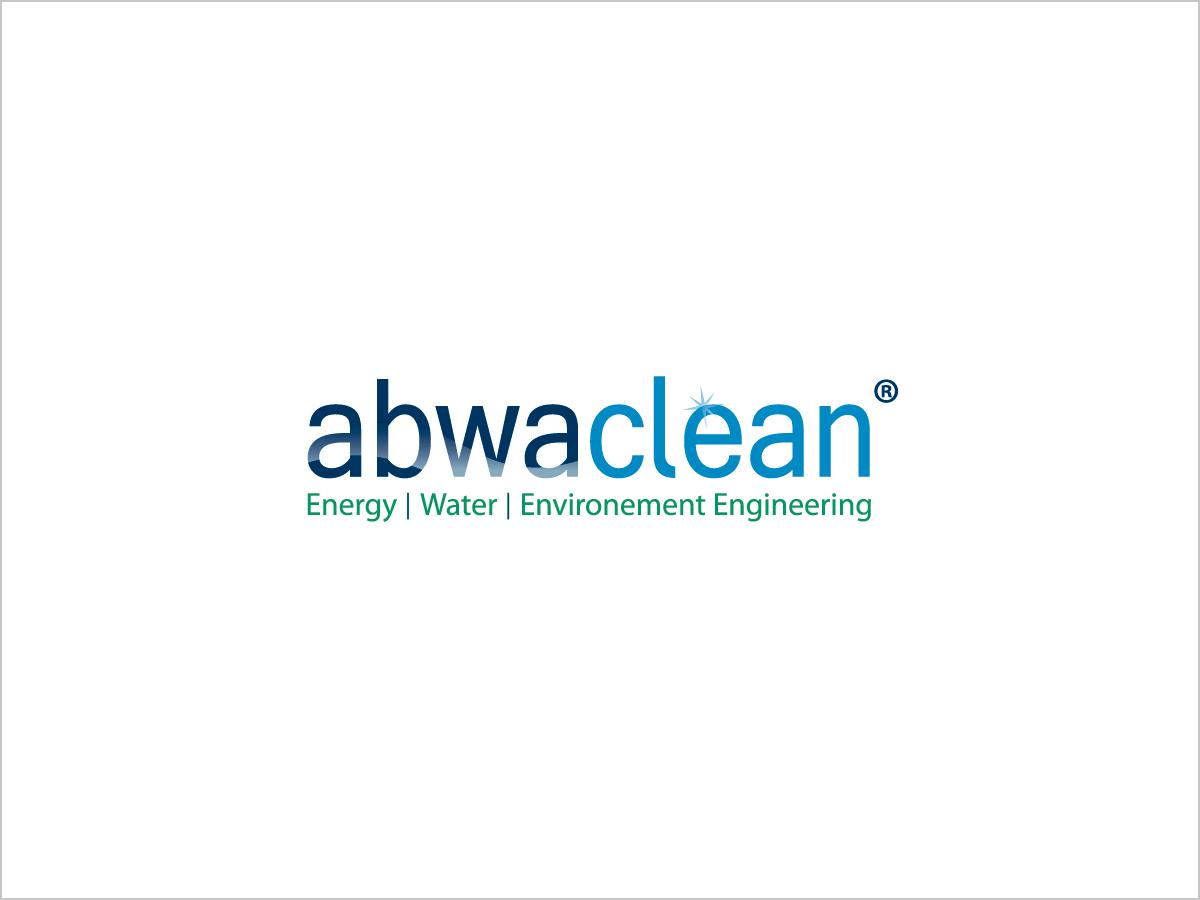 Logo-Design | Logo-Entwicklung | Logo-Redesign - Abwaclean | © debeuf grafikdesign
