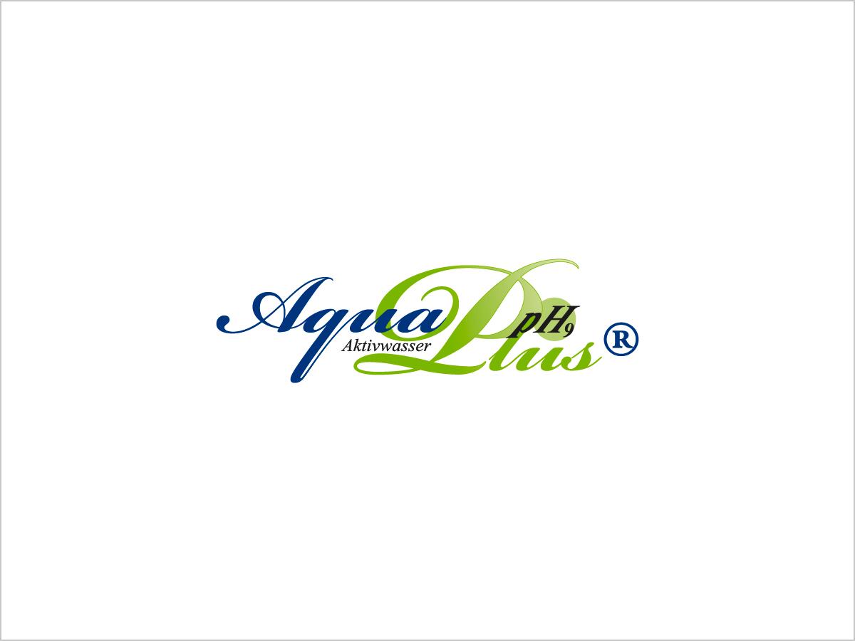 Logo-Design | Logo-Entwicklung | Aqua-Plus | © debeuf grafikdesign