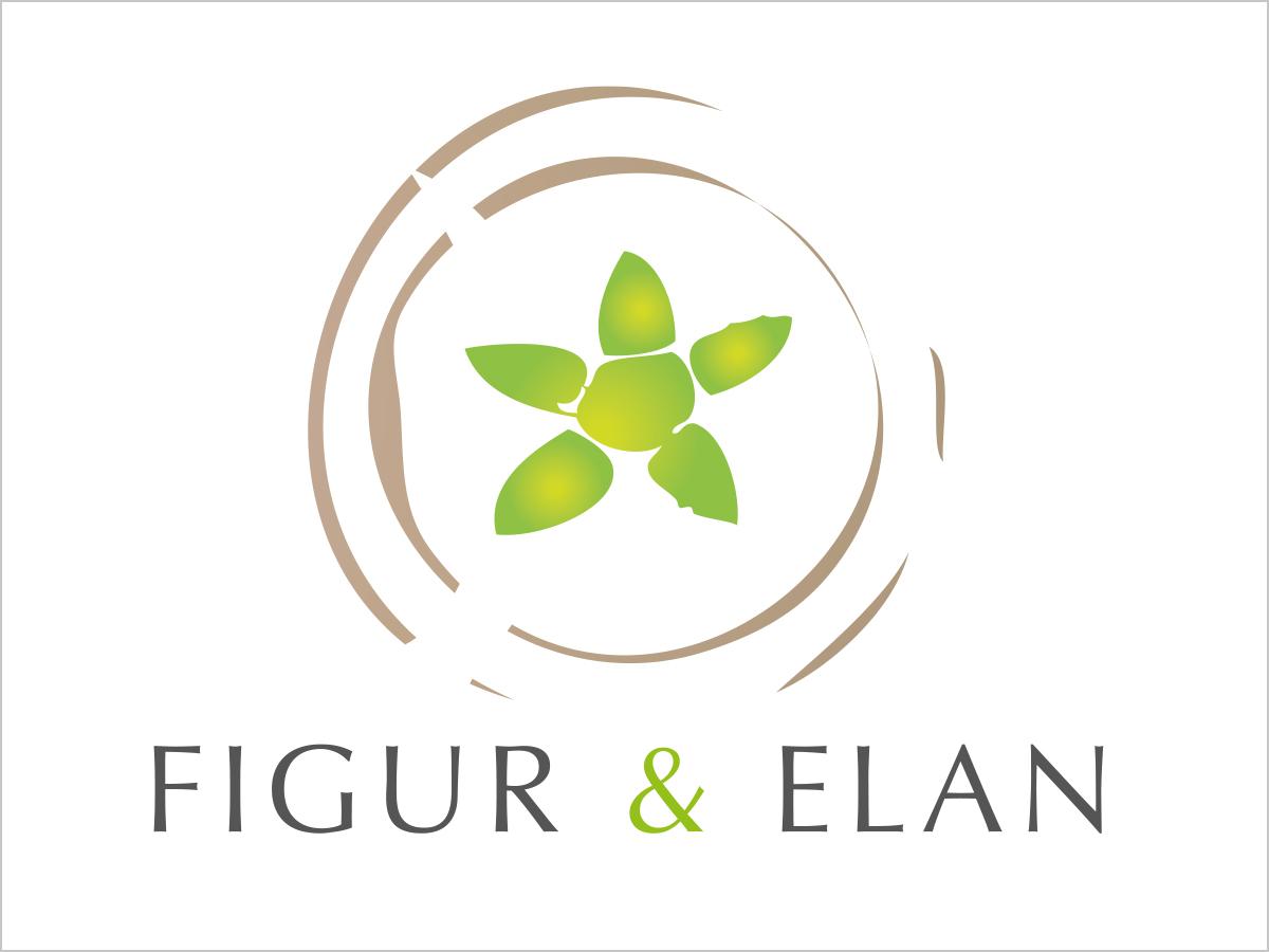 Logo-Design | Logo-Entwicklung | 'Figur & Elan' | © debeuf grafikdesign