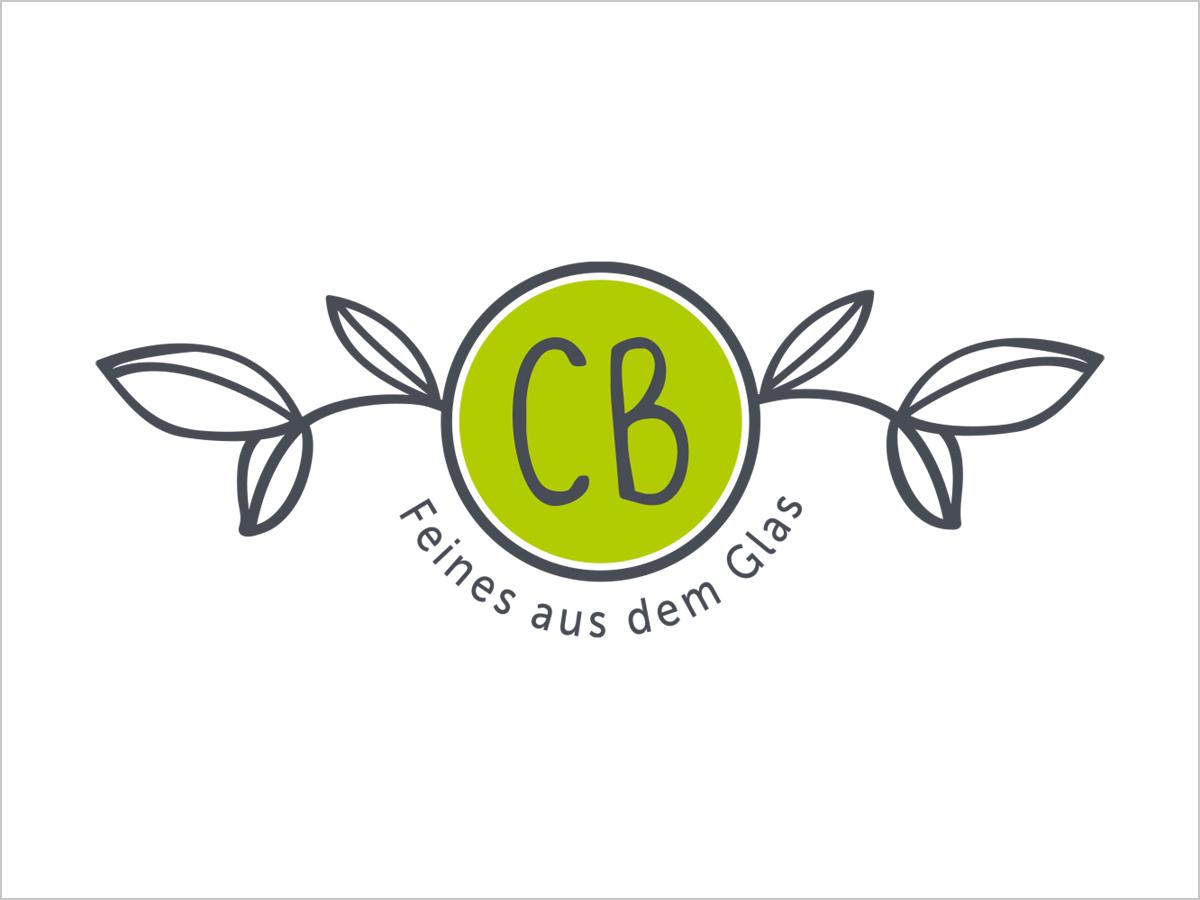 """Logo-Redesign für """"Feines aus dem Glas"""" in Freiburg im Breisgau"""