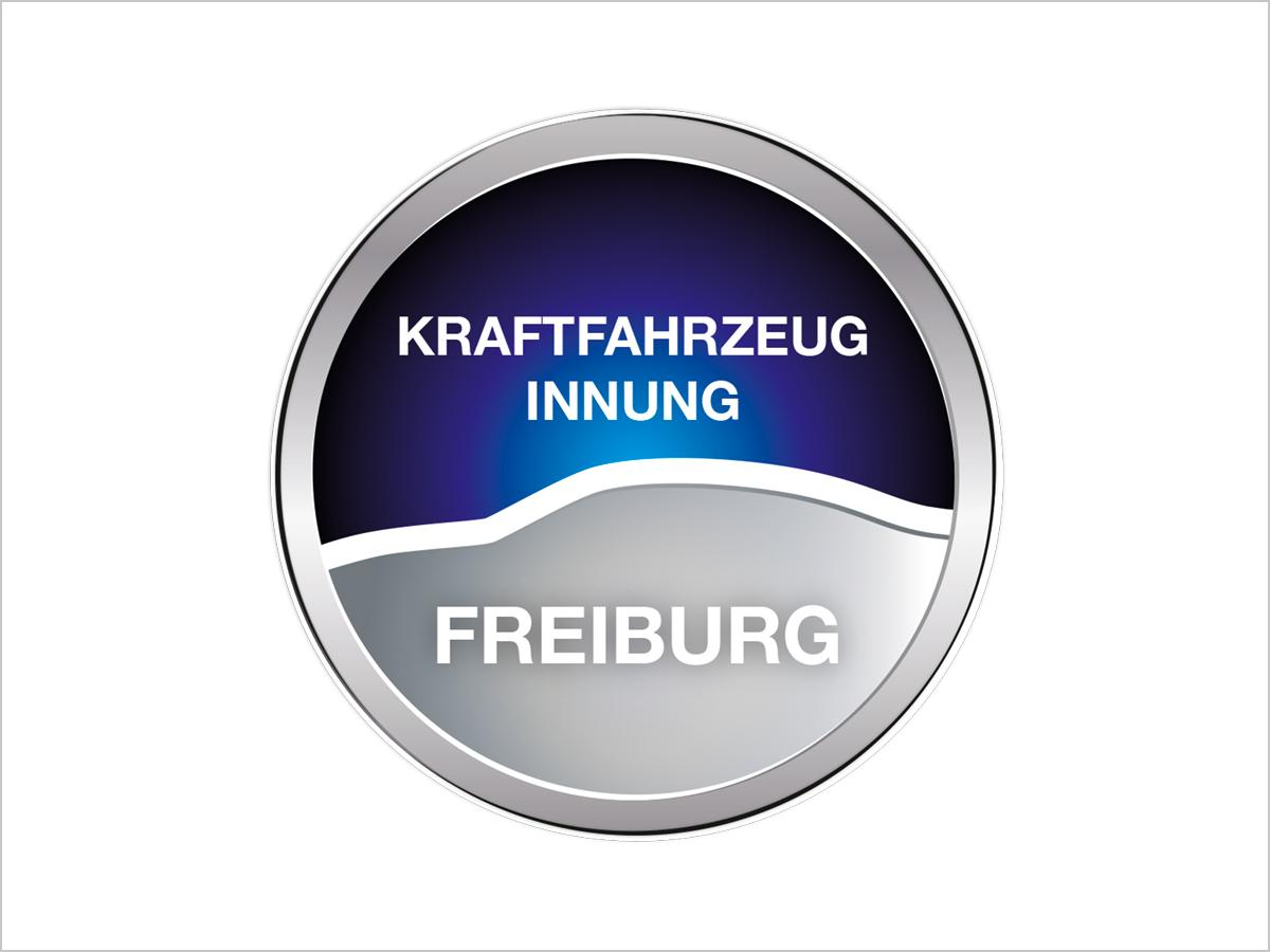Logo Redesign - Freiburg - Kraftfahrzeuginnung