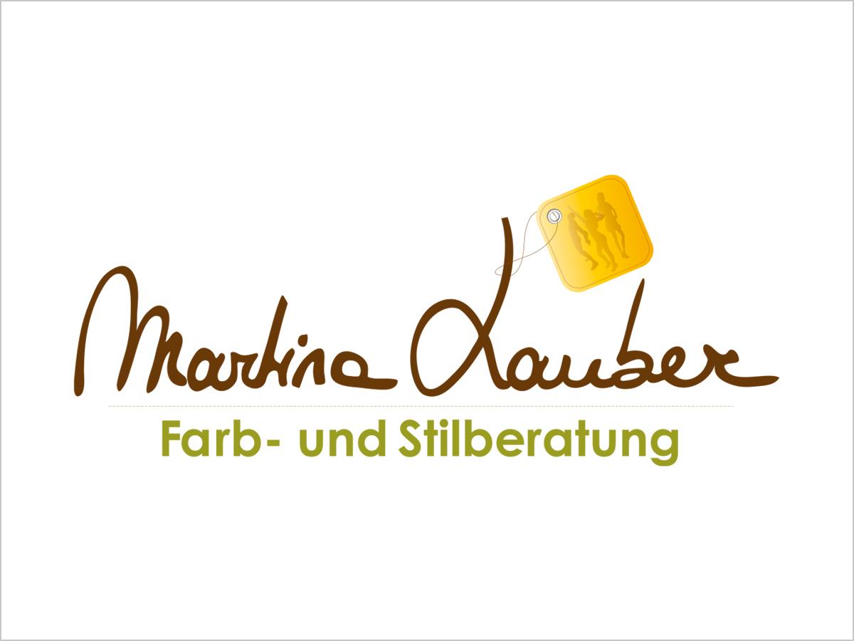 Logo-Design | Logo-Entwicklung | Martina Lauber | © debeuf grafikdesign